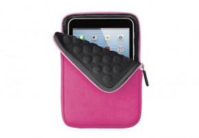 "Trust 7"" Anti-shock Bubble Sleeve pre tablet, ružová"