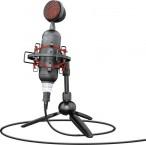 TRUST GXT 244 mikrofón, Buzz USB Streaming Microphone