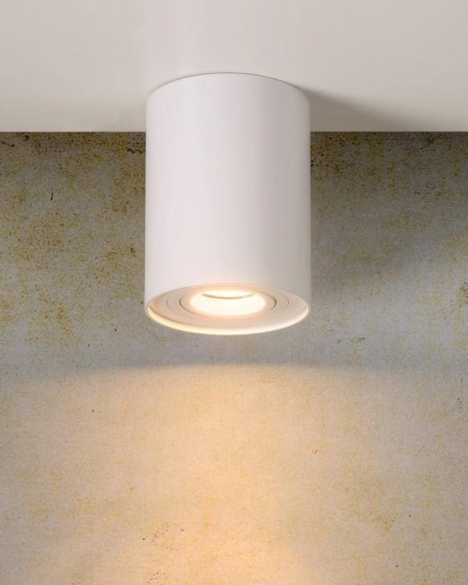 Tube - stropné osvetlenie, 50W, GU10 (biela)