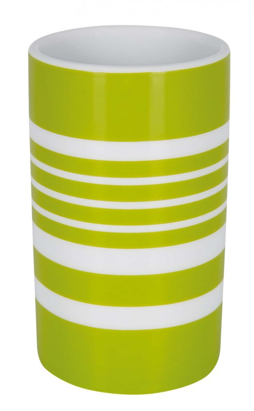Tube-Téglik STRIPES green