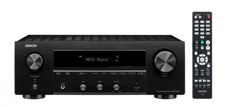 Tunery Stereo Reciever DRA-800H černý