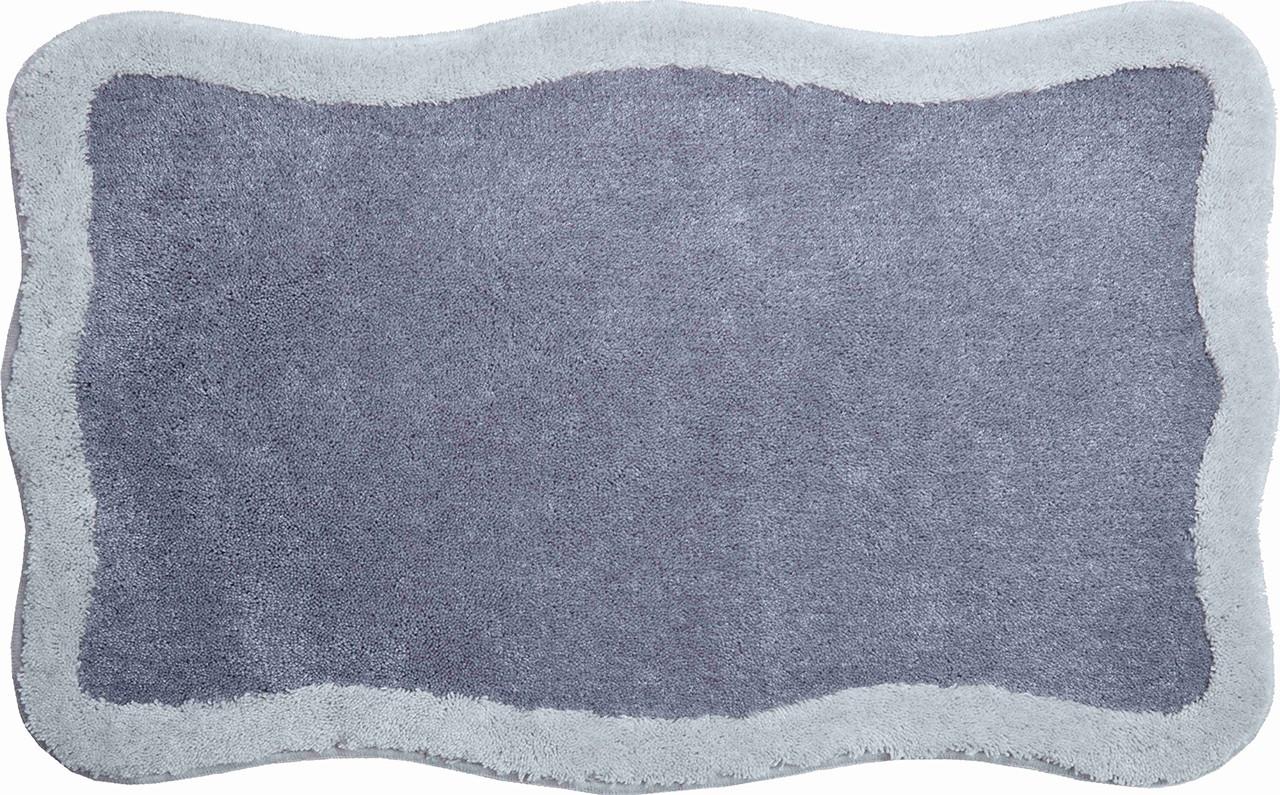 Tutti - Kúpeľňová predložka 60x100 cm (sivá)