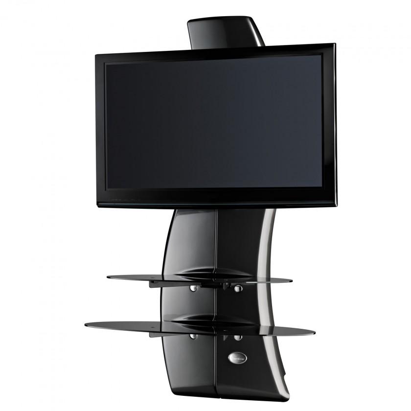 TV príslušenstvo Držiak televízie MELICONI GHOST, VESA 400 - 600, 70kg, tmavosivý