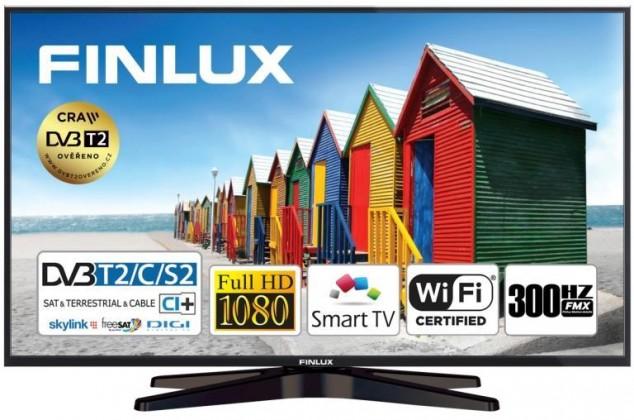 """TV s uhlopriečkou 32"""" (81 cm) Smart televízor Finlux 32FFE5760 (2020) / 32"""" (82 cm)"""
