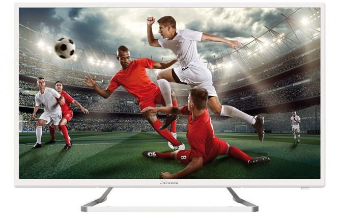 """TV s uhlopriečkou 32"""" (81 cm) Televízor Strong SRT32HZ4013NW (2018) / 32"""" (80 cm)"""
