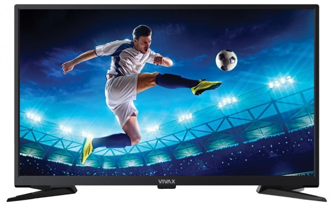 """TV s uhlopriečkou 32"""" (81 cm) Televízor Vivax 32S60T2S2 (2019) / 32"""" (80cm)"""