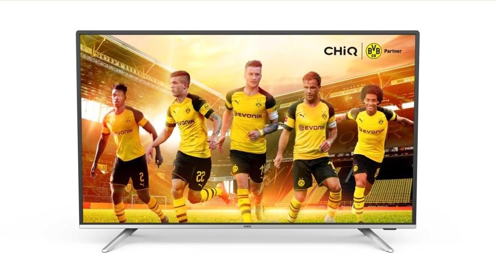 "TV s uhlopriečkou 40 až 43"" (101 až  109 cm) Smart televízor ChiQ U40G5SF (2019) / 40"" (101 cm)"