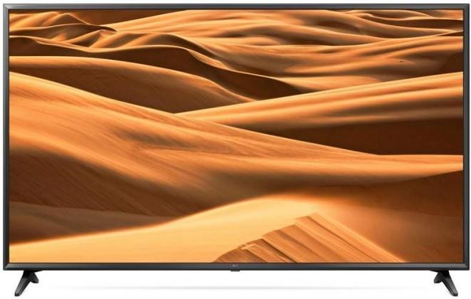 "TV s uhlopriečkou 40 až 43"" (101 až  109 cm) Smart televízor LG 43UM7050 (2019) / 43"" (108 cm)"
