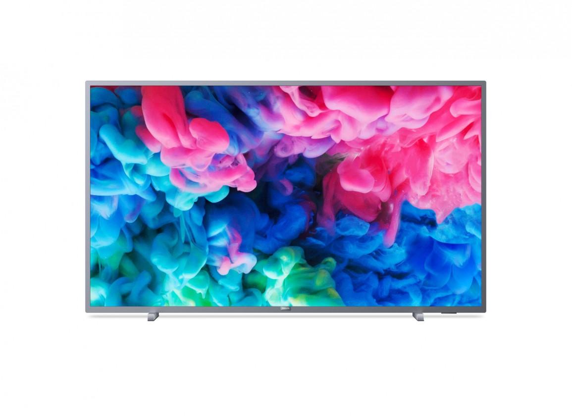 """TV s uhlopriečkou 40 až 43"""" (101 až  109 cm) Smart televízor Philips 43PUS6523 (2018) / 43"""" (108 cm)"""