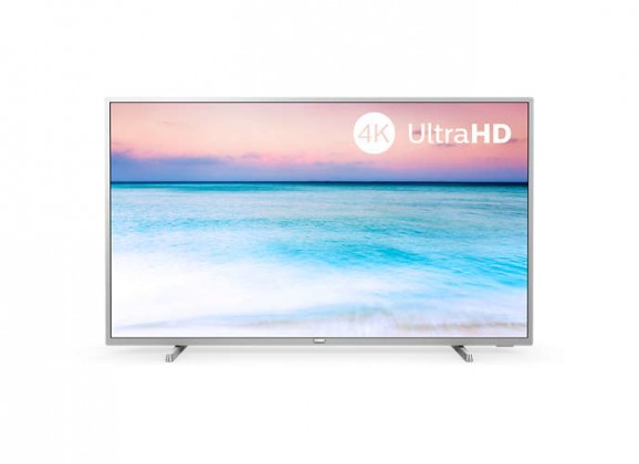 """TV s uhlopriečkou 40 až 43"""" (101 až  109 cm) Smart televízor Philips 43PUS6554 (2019) / 43"""" (108 cm)"""