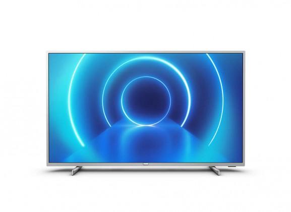 """TV s uhlopriečkou 40 až 43"""" (101 až  109 cm) Smart televízor Philips 43PUS7555 (2020) / 43"""" (108 cm)"""