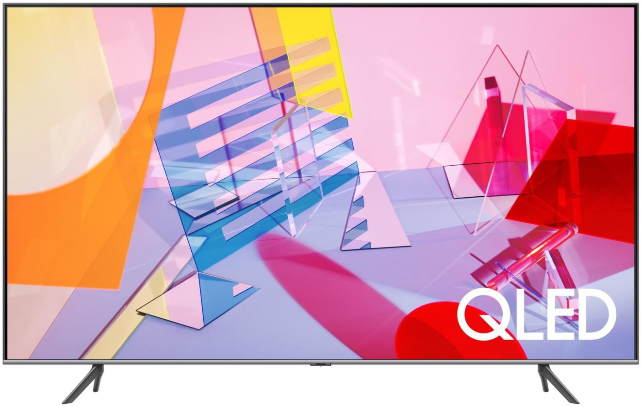 "TV s uhlopriečkou 40 až 43"" (101 až  109 cm) Smart televízor Samsung QE43Q64T (2020) / 43"" (108 cm)"