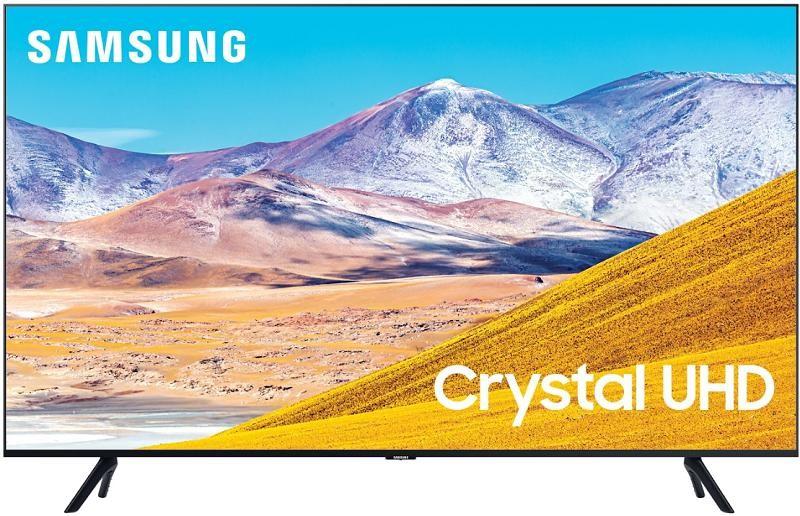 """TV s uhlopriečkou 40 až 43"""" (101 až  109 cm) Smart televízor Samsung UE43TU8072 (2020) / 43"""" (108 cm)"""