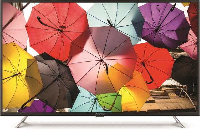 """TV s uhlopriečkou 40 až 43"""" (101 až  109 cm) Smart televízor Strong SRT43UB6203 (2019) / 43"""" (108 cm)"""