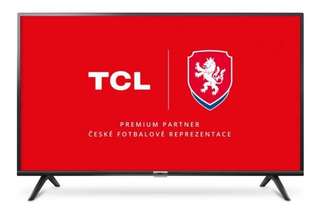 """TV s uhlopriečkou 40 až 43"""" (101 až  109 cm) Smart televízor TCL 40ES561 (2019) / 40"""" (101 cm)"""