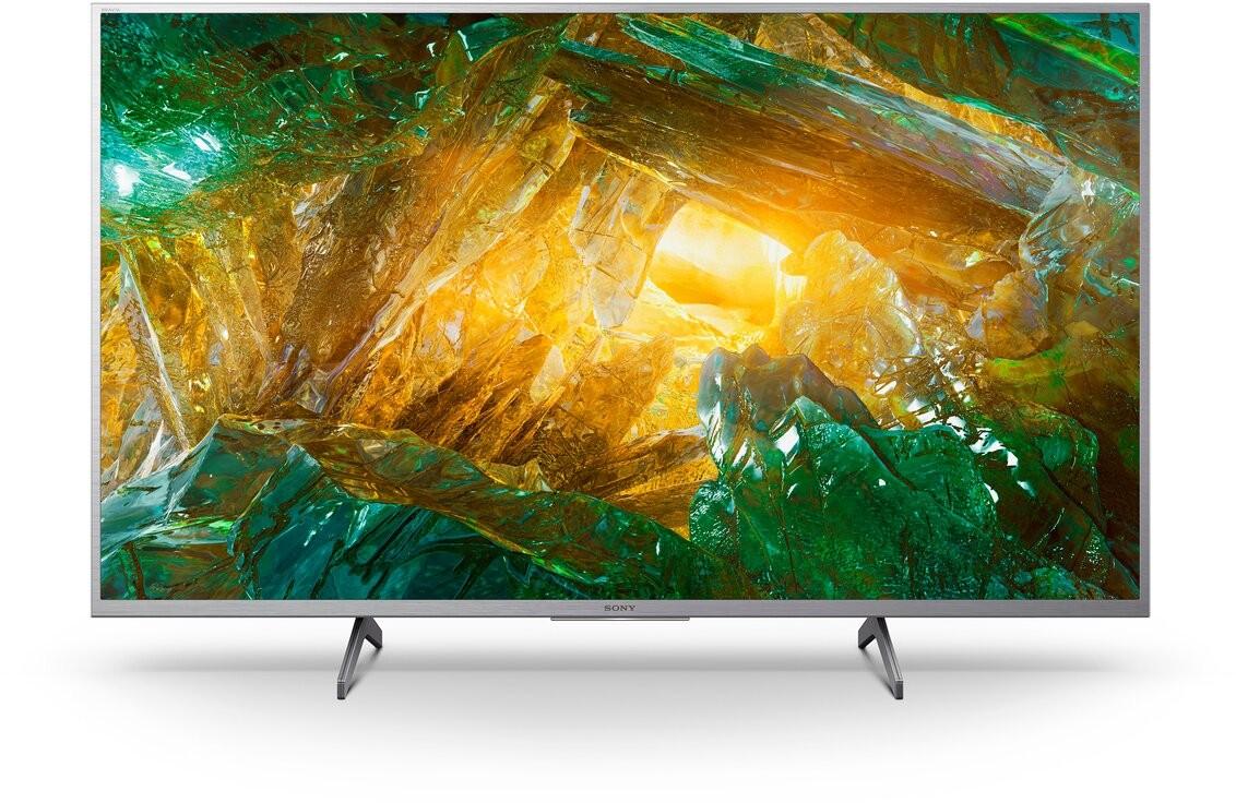 """TV s uhlopriečkou 40 až 43"""" (101 až  109 cm) SONY BRAVIA KD43XH8077 Android, 4K HDR TV"""
