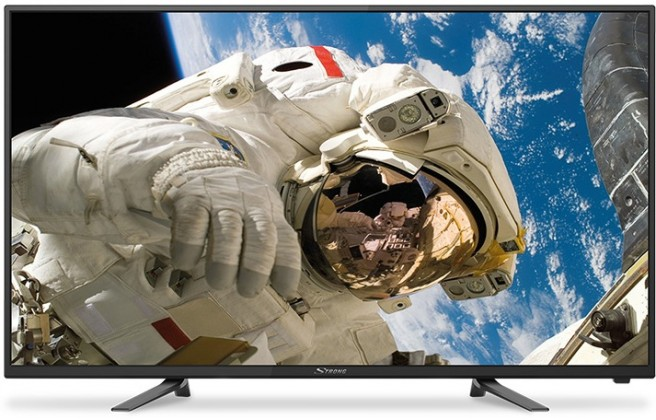 """TV s uhlopriečkou 40 až 43"""" (101 až  109 cm) Televize Strong SRT40FB4013N (2019)/40"""" (101 cm)  FullHD"""