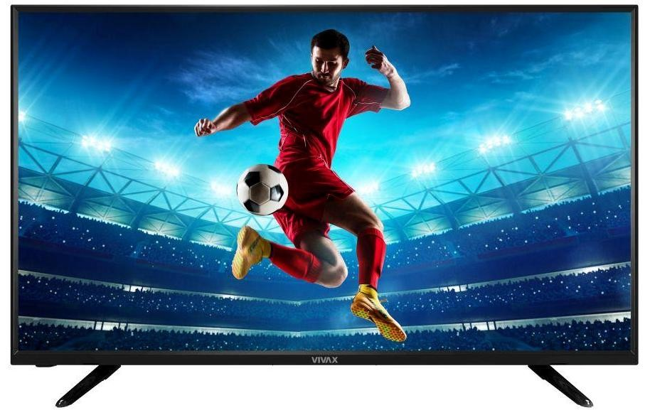 "TV s uhlopriečkou 40 až 43"" (101 až  109 cm) Televízor Vivax 40LE120T2S2 (2020) / 40"" (100 cm)"