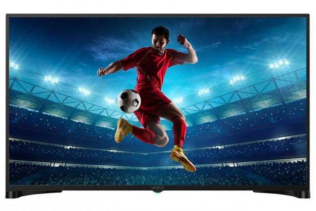 """TV s uhlopriečkou 40 až 43"""" (101 až  109 cm) Televízor Vivax 43S60T2S2 (2020) / 43"""" (108 cm)"""