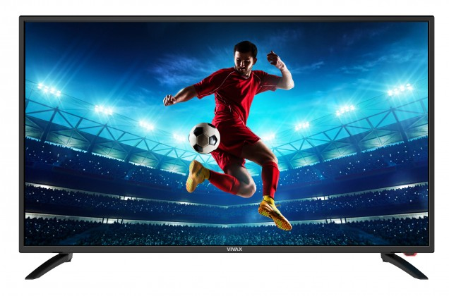 """TV s uhlopriečkou 40 až 43"""" (101 až  109 cm) Televízor VIVAX LED-40LE112T2S2"""