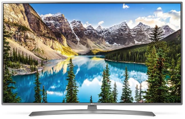 """TV s uhlopriečkou 48 až 50"""" (122 až 127 cm) LG 49UJ670V"""