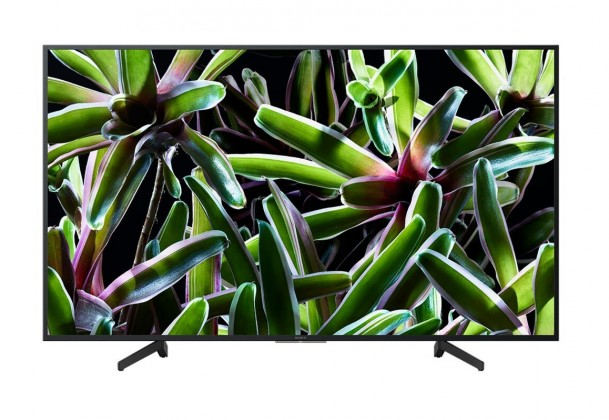 """TV s uhlopriečkou 48 až 50"""" (122 až 127 cm) Smart televize SONY KD65XG7096 (2019) /65""""/(163.9 cm)"""
