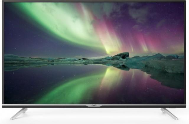 """TV s uhlopriečkou 48 až 50"""" (122 až 127 cm) Smart televízor ChiQ U50G5S (2019) / 50"""" (126 cm)"""