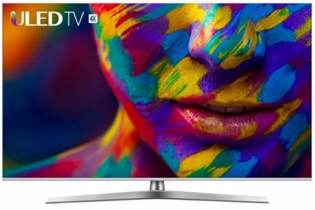 """TV s uhlopriečkou 48 až 50"""" (122 až 127 cm) Smart televízor Hisense H50U7B (2019) / 50"""" (126 cm)"""