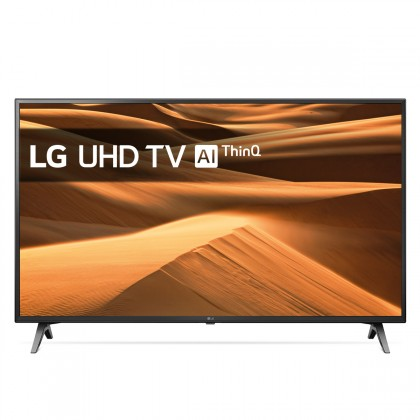"TV s uhlopriečkou 48 až 50"" (122 až 127 cm) Smart televízor LG 49UM7100 (2019) / 49"" (123 cm)"