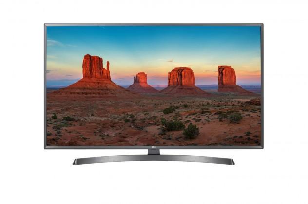 """TV s uhlopriečkou 48 až 50"""" (122 až 127 cm) Smart televízor LG 50UK6750PLD (2018) / 50"""" (127 cm)"""
