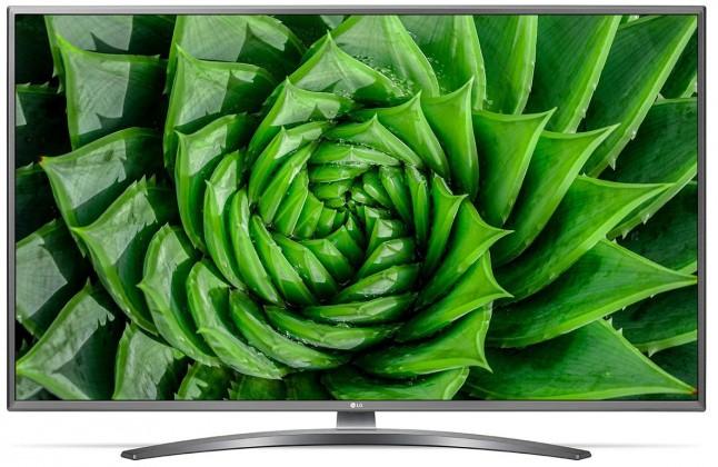 """TV s uhlopriečkou 48 až 50"""" (122 až 127 cm) Smart televízor LG 50UN8100 (2020) / 50"""" (125 cm)"""