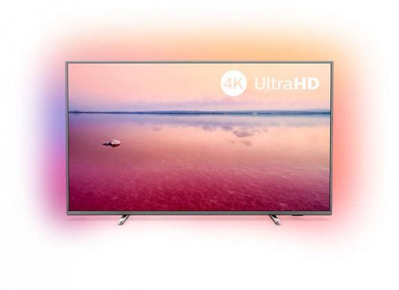 """TV s uhlopriečkou 48 až 50"""" (122 až 127 cm) Smart televízor Philips 50PUS6754 (2019) / 50"""" (126 cm)"""