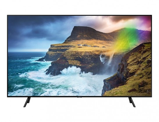 "TV s uhlopriečkou 48 až 50"" (122 až 127 cm) Smart televízor Samsung QE49Q70R (2019) / 49"" (123 cm)"