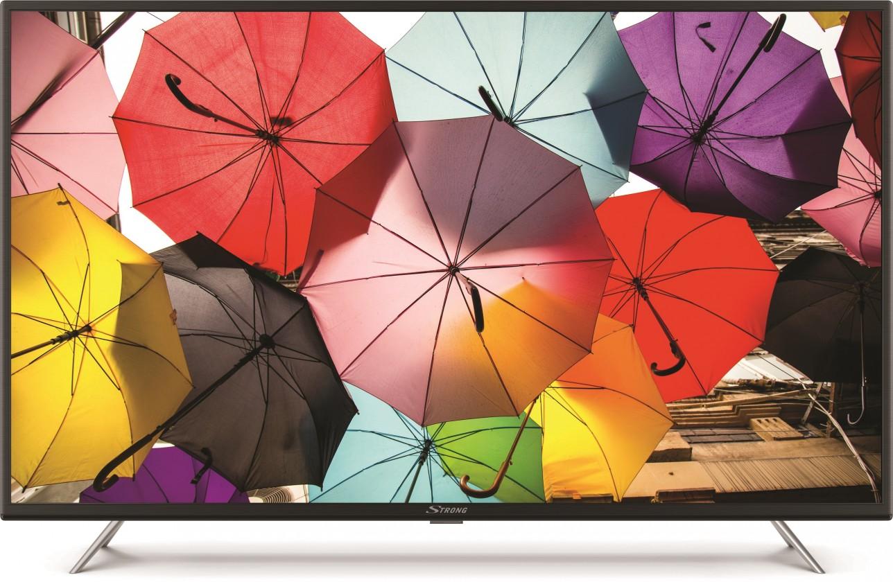 """TV s uhlopriečkou 48 až 50"""" (122 až 127 cm) Smart Televízor Strong SRT49UB6203 (2019) / 49"""" (123 cm)"""