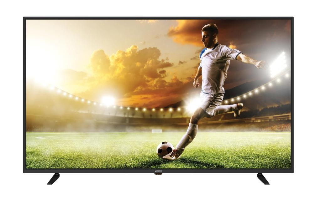 "TV s uhlopriečkou 48 až 50"" (122 až 127 cm) Smart televízor Vivax 50UHD122T2S2 (2020) / 50"" (127 cm)"