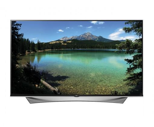 """TV s uhlopriečkou 55"""" (139 cm) LG 55UF950V"""