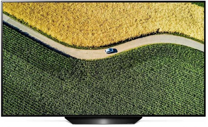 "TV s uhlopriečkou 55"" (139 cm) OLED televízor LG OLED55B9S (2019) / 55"" (139 cm)"