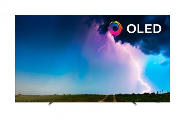 "TV s uhlopriečkou 55"" (139 cm) OLED televízor Philips 55OLED754/12(2019) / 55"" (139cm)"