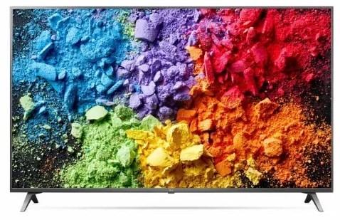 "TV s uhlopriečkou 55"" (139 cm) Smart televízor LG 55SK8000PLB (2018) / 55"" (139 cm)"