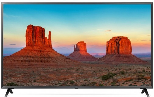 """TV s uhlopriečkou 55"""" (139 cm) Smart televízor LG 55UK6300MLB (2018) / 55"""" (139 cm)"""