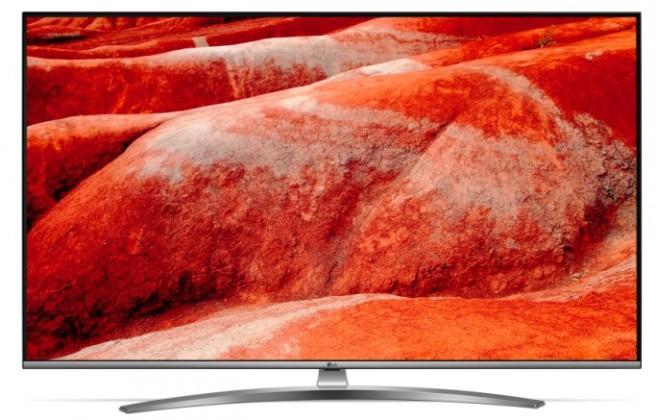 """TV s uhlopriečkou 55"""" (139 cm) Smart televízor LG 55UM7610 (2019) / 55"""" (139 cm)"""