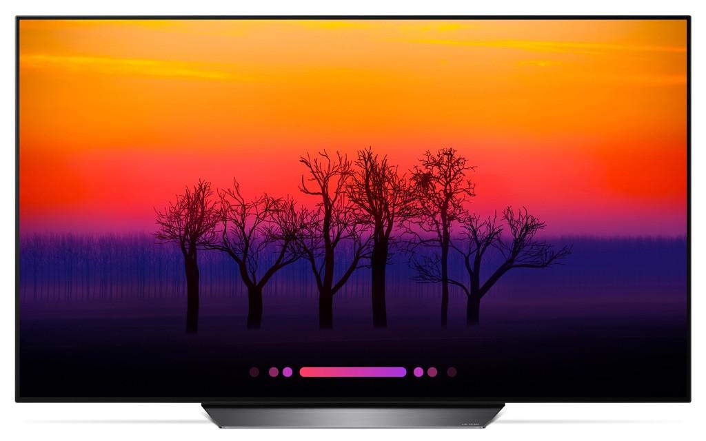 "TV s uhlopriečkou 55"" (139 cm) Smart televízor LG OLED55B8PLA (2018) / 55"" (139 cm)"