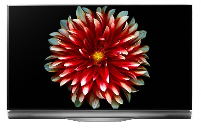 "TV s uhlopriečkou 55"" (139 cm) Smart televízor LG OLED55E7N (2017) / 55"" (139 cm)"