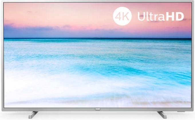 "TV s uhlopriečkou 55"" (139 cm) Smart televízor Philips 55PUS6554 (2019) / 55"" (139 cm)"