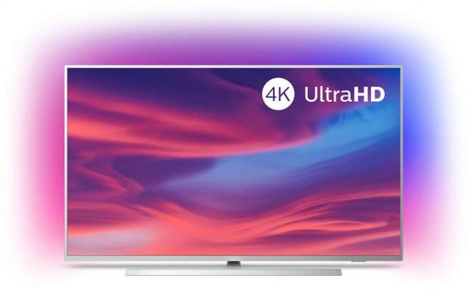 "TV s uhlopriečkou 55"" (139 cm) Smart televízor Philips 55PUS7304 (2019) / 55"" (139 cm)"