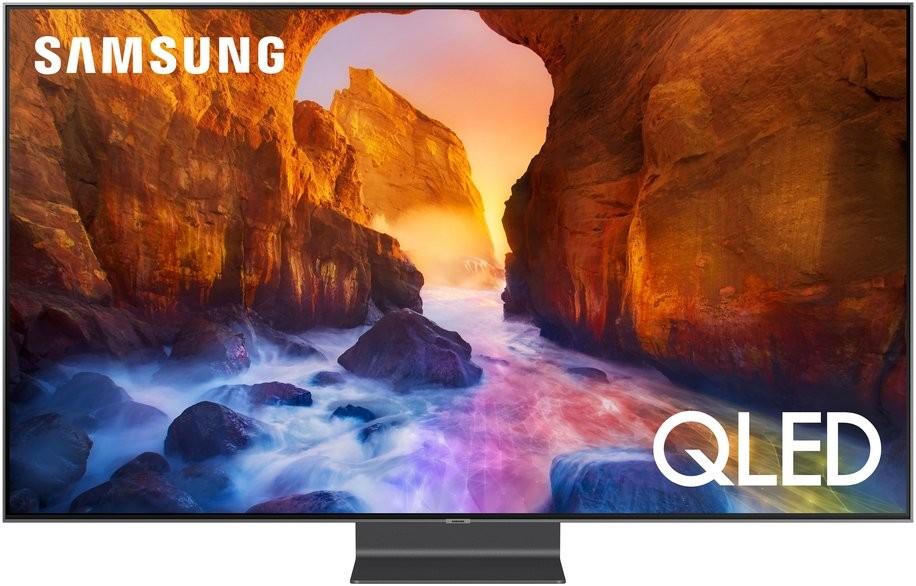 "TV s uhlopriečkou 55"" (139 cm) Smart televízor Samsung QE55Q90R (2019) / 55"" (138 cm)"