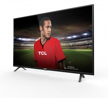 """TV s uhlopriečkou 55"""" (139 cm) Smart televízor TCL 55DP600 (2018) / 55"""" (139 cm)"""