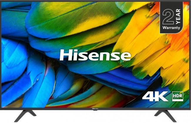 "TV s uhlopriečkou 65"" (165 cm) Smart televízor Hisense H65B7100 (2019) / 65"" (163 cm)"