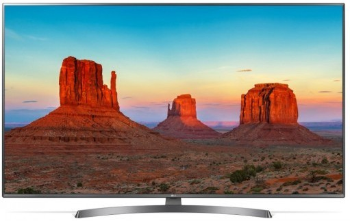 """TV s uhlopriečkou 65"""" (165 cm) Smart televízor LG 65UK6750PLD (2018) / 65"""" (164 cm)"""