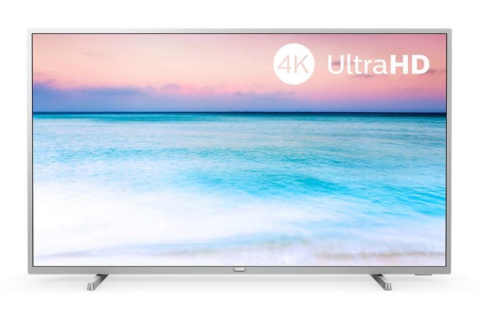 "TV s uhlopriečkou 65"" (165 cm) Smart televízor Philips 65PUS6554 (2019) / 65"" (164 cm)"